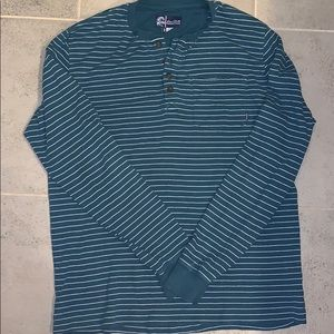 Men's long sleeved O'Neill henley, Size L